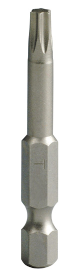"1/4"" Embout L25 mm Torx inviolable T7"